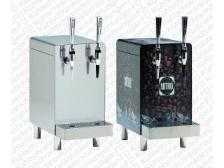 Nitro- Coffee-Dispenser 2-leitig, 46 Liter/h